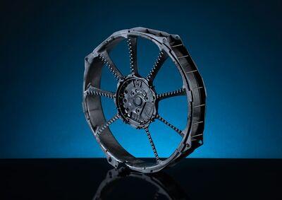 Wandring aus Kunststoff für die Luft- und Klimatechnik