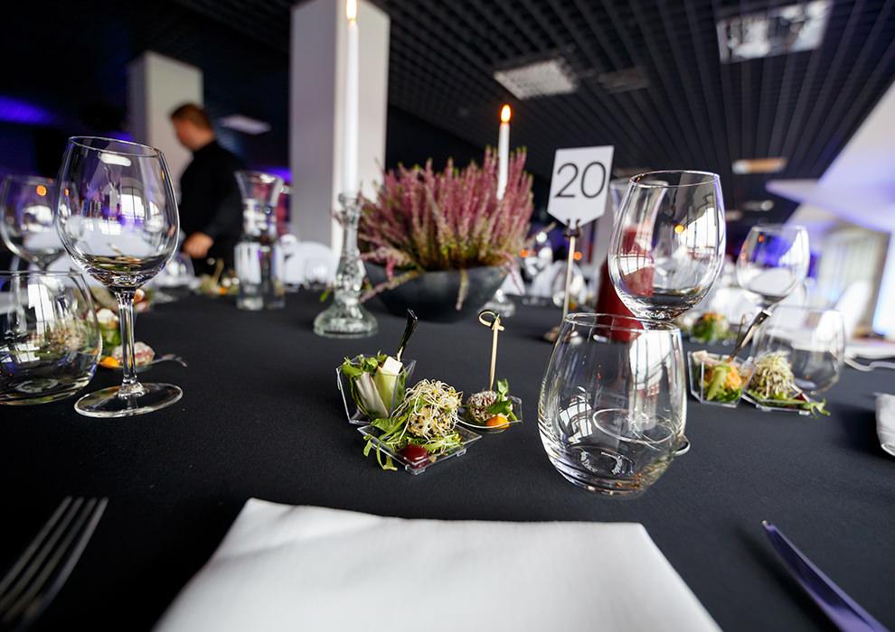 dekorierter Tisch, Wirthwein Polen